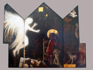 Felice Lovisco, AnnunciazioneFelice Lovisco, Annunciazione