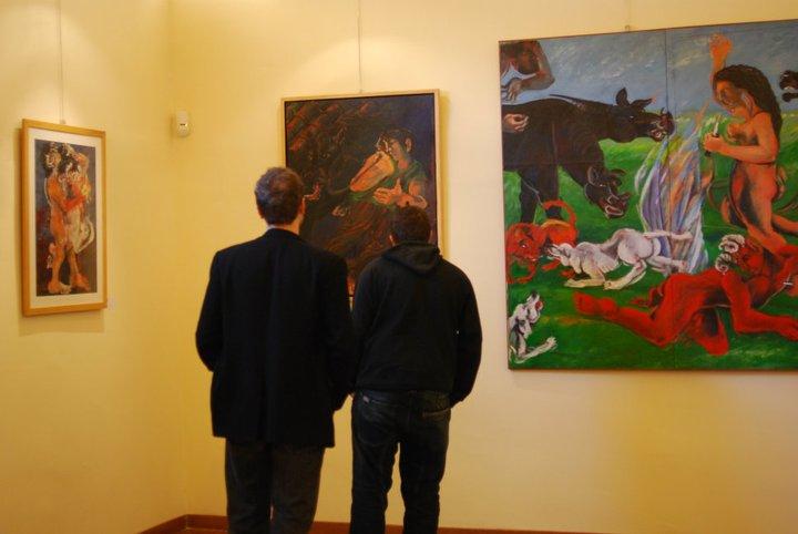 """La mostra """"Lovisco al Quadrato"""", al Palazzo Donadoni di Melfi"""