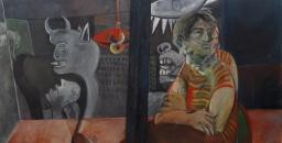 Felice Lovisco, Senza titolo, 1973