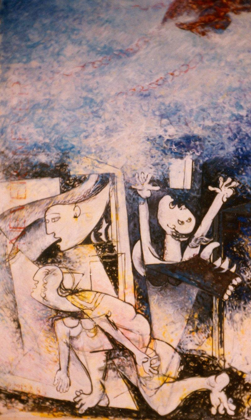 Felice_Lovisco_senza-titolo_dipinto