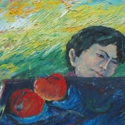 Felice Lovisco, Bambino