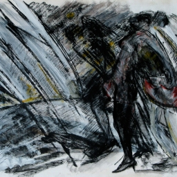 Felice Lovisco, Figura nel vento