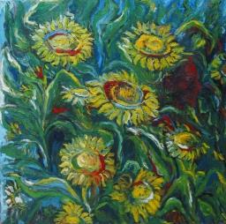 Felice Lovisco, Il giardino di Vincent,