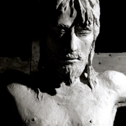 Felice Lovisco, Crocifisso, Seminario Maggiore, Potenza
