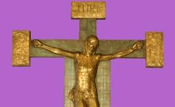 Felice Lovisco, Crocifisso e Via Crucis, Chiesa S.S. Immacolata, Potenza