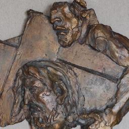 Felice Lovisco, Bozzetti scultorei per via Crucis