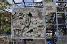 Felice Lovisco, Monumento alla pace,  Barile (PZ)